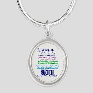 911 DISPATCHER Necklaces