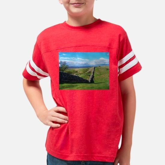 Hadrian's Wall Youth Football Shirt