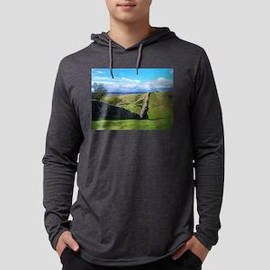 Hadrian's Wall Mens Hooded Shirt