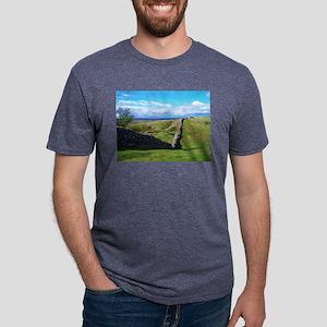 Hadrian's Wall Mens Tri-blend T-Shirt