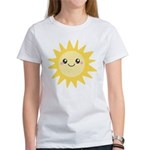 Cute happy sun Women's T-Shirt