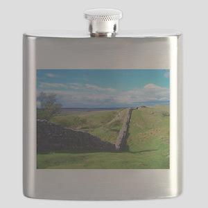 Hadrian's Wall Flask
