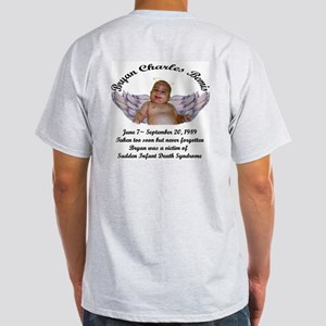 Sister To an Angel/ Grey T-Shirt