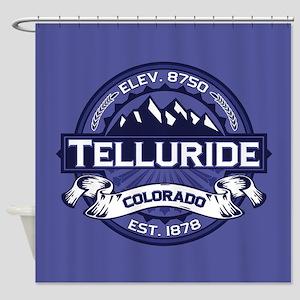 Telluride Midnight Shower Curtain