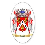 Arnoll Sticker (Oval 50 pk)