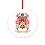 Arnoll Ornament (Round)
