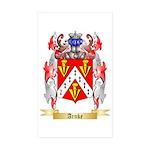 Arnke Sticker (Rectangle 50 pk)