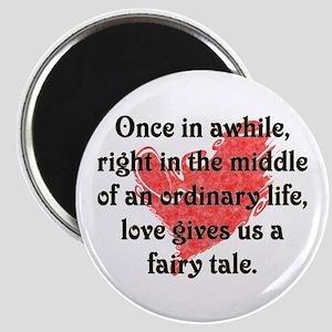 Fairy Tale Love Magnet