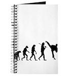 Evolution of Tae Kwan Do Journal