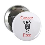 Cancer Free Button