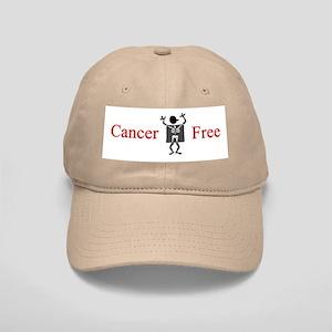 Cancer Free Cap (white or khaki)