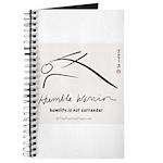 Humble Warrior Journal