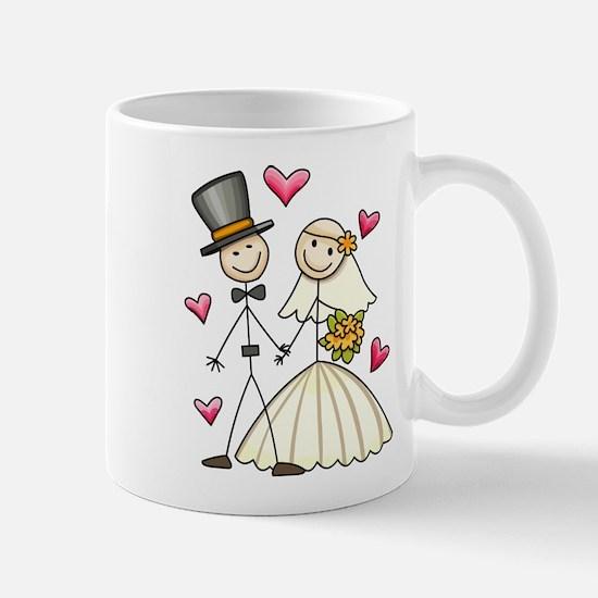 Bride and Groom Mug