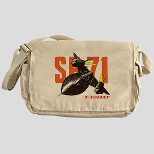 MILITARY AIRCRAFT (LITE) Messenger Bag
