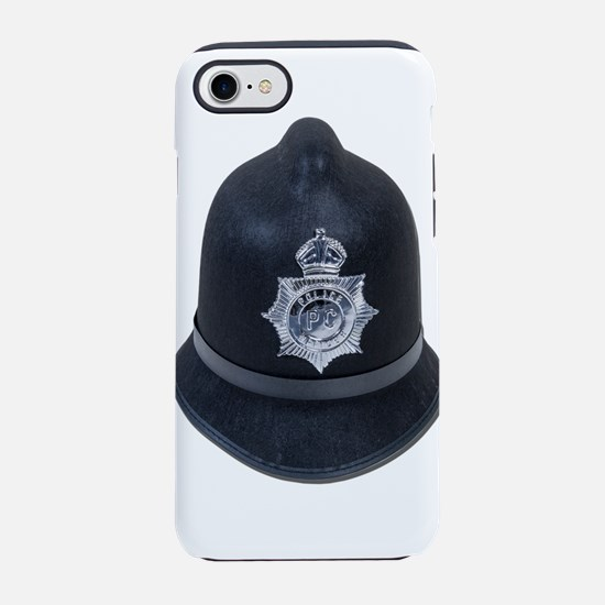 Police Bobby Hat iPhone 7 Tough Case