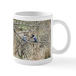 Kingfisher Couple Mug