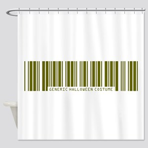 Generic ZOMBIE Costume Shower Curtain