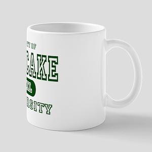 Beefcake University Mug