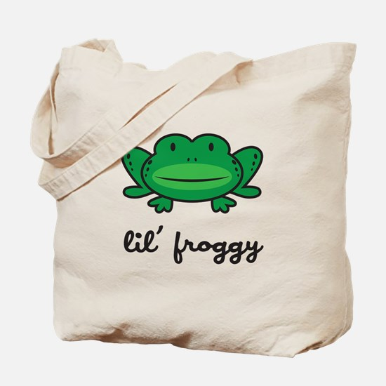 froggy_7x7_apparel.png Tote Bag