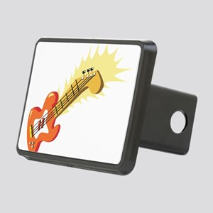 Electric Guitar Rectangular Hitch Cover