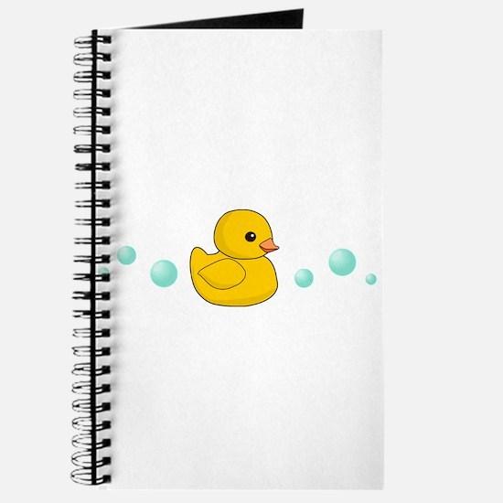Rubber Duck Journal