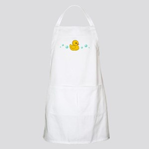 Rubber Duck Apron