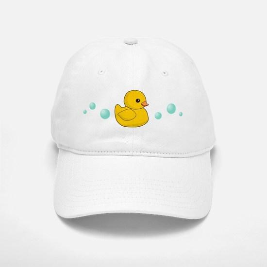 Rubber Duck Baseball Baseball Cap