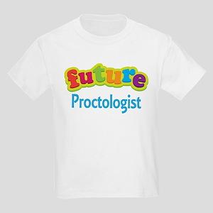 Future Proctologist Kids Light T-Shirt