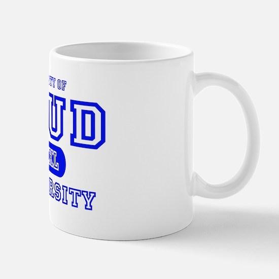 Stud University Mug