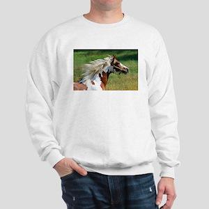 My Paint Horse Profile Sweatshirt