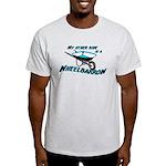 My other ride is a Wheelbarrow Light T-Shirt