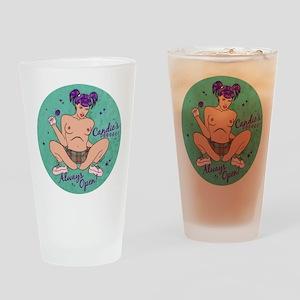 CANDIES CABARET Drinking Glass