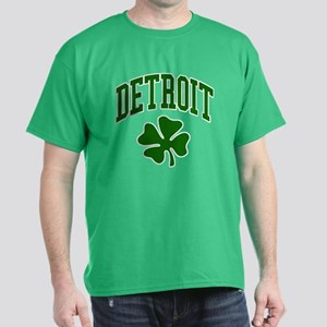 Detroit 313 IRISH Dark T-Shirt