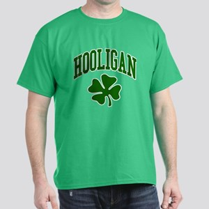 Irish Hooligan Dark T-Shirt