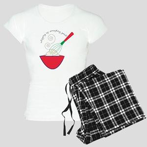 Whisking Something Good Women's Light Pajamas