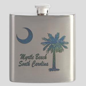Myrtle Beach 1 Flask