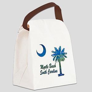 Myrtle Beach 1 Canvas Lunch Bag