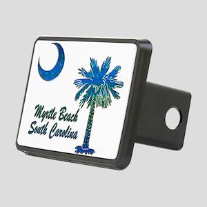 Myrtle Beach 1 Rectangular Hitch Cover