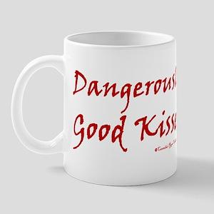 Dangerously Good Kisser Mug