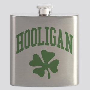 Irish Hooligan Flask