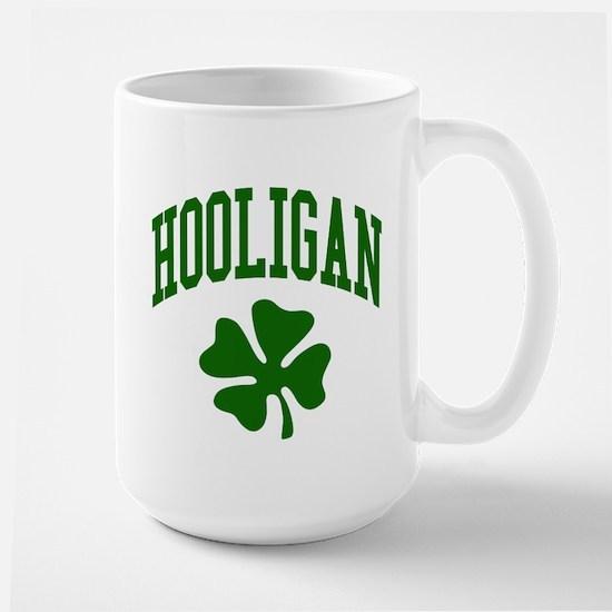Irish Hooligan Large Mug