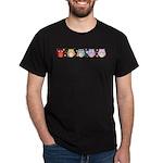 cute owls Dark T-Shirt
