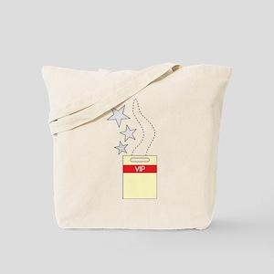 VIP Tag Tote Bag