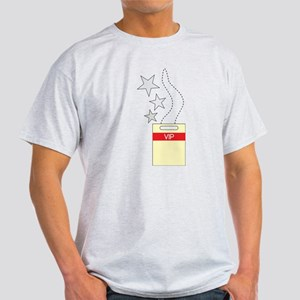 VIP Tag Light T-Shirt