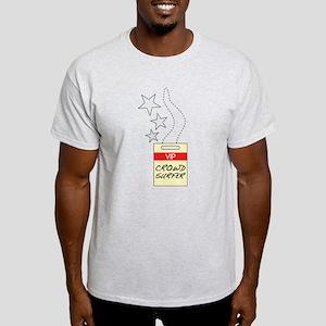 VIP Crowd Surfer Light T-Shirt