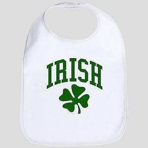 IRISH Shamrock Bib