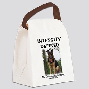 GSD Intensity Defined Canvas Lunch Bag