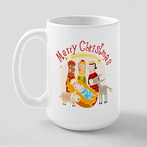 Merry Manger! Large Mug