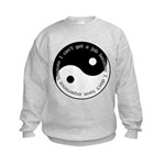 Dont have experience Kids Sweatshirt