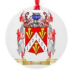 Arnaudi Round Ornament